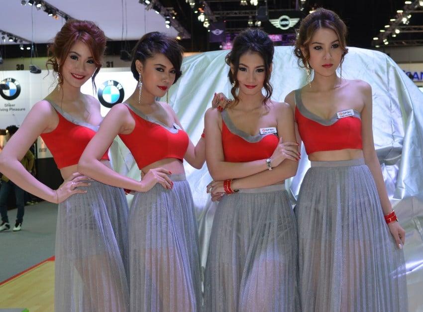 2012 Thai Motor Expo – the ladies wrap it up Image #144570