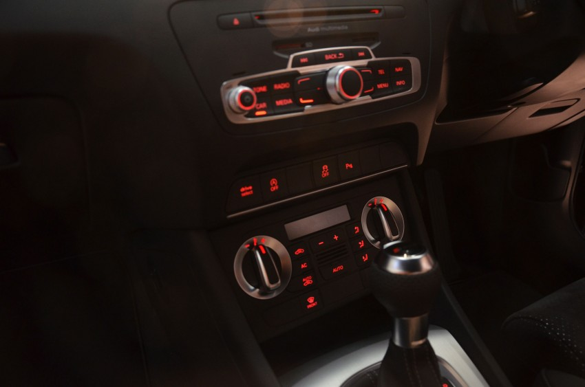 Audi Q3 launched – 2.0 TFSI, 170 hp, RM258k Image #115226