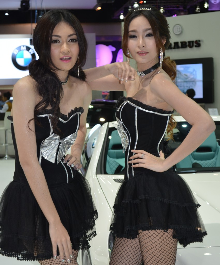 2012 Thai Motor Expo – the ladies wrap it up Image #144558