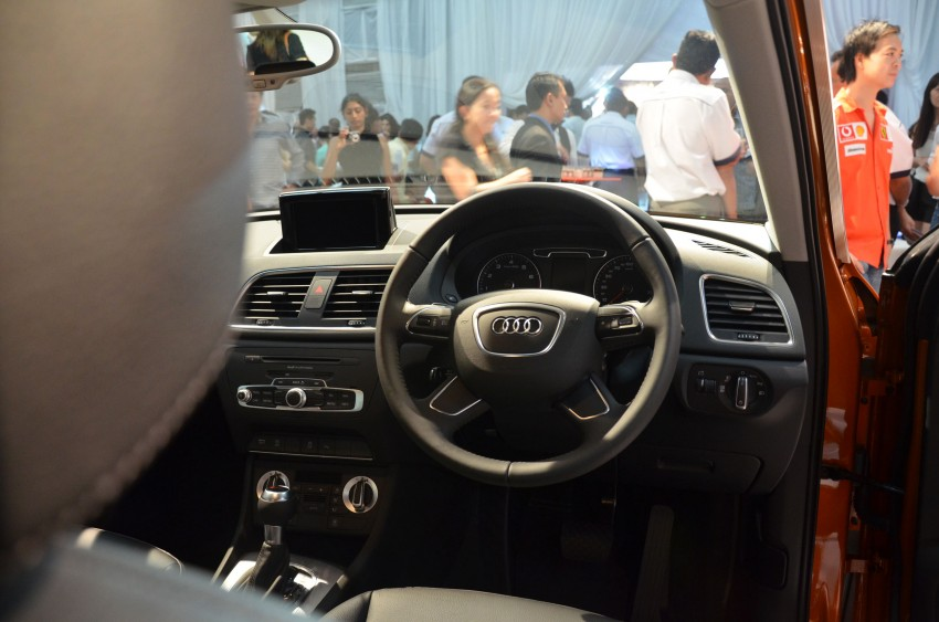Audi Q3 launched – 2.0 TFSI, 170 hp, RM258k Image #115229