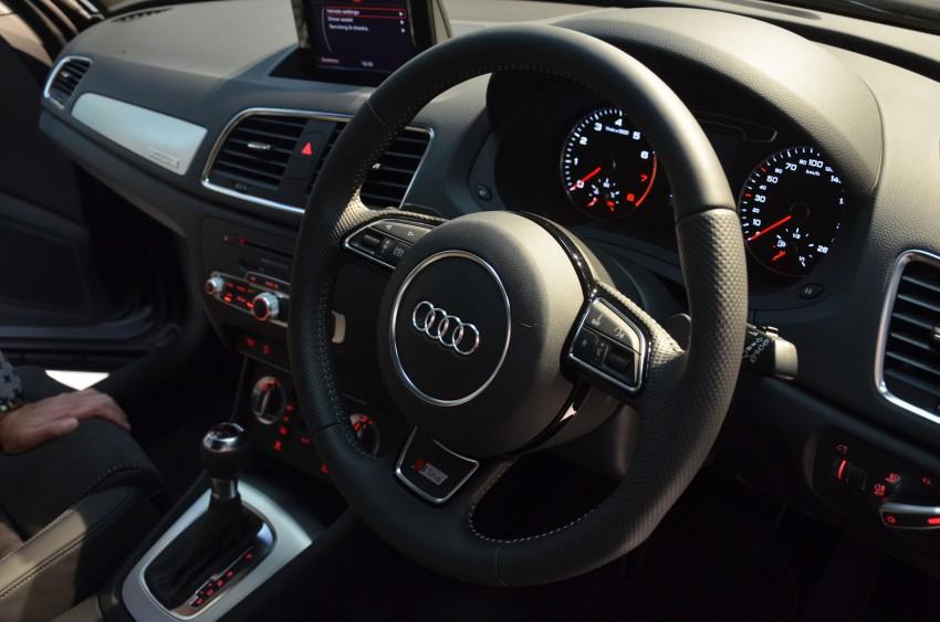 Audi Q3 launched – 2.0 TFSI, 170 hp, RM258k Image #115231