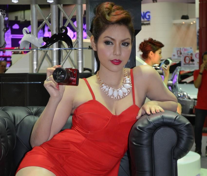 2012 Thai Motor Expo – the ladies wrap it up Image #144569