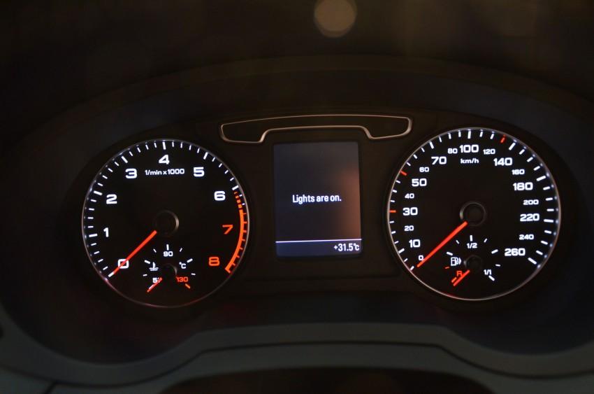 Audi Q3 launched – 2.0 TFSI, 170 hp, RM258k Image #115233