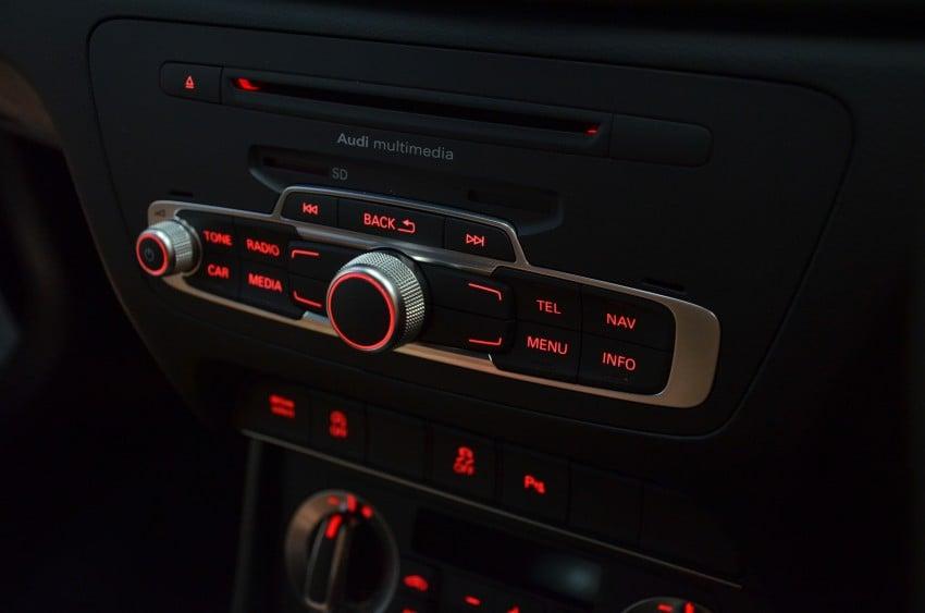 Audi Q3 launched – 2.0 TFSI, 170 hp, RM258k Image #115234