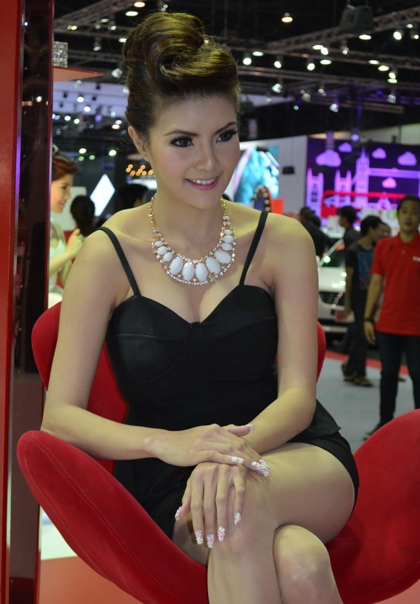 2012 Thai Motor Expo – the ladies wrap it up Image #144580