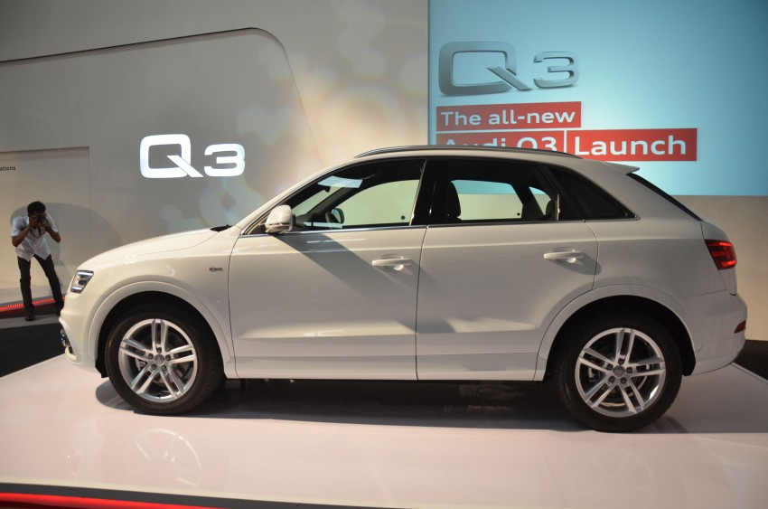 Audi Q3 launched – 2.0 TFSI, 170 hp, RM258k Image #115245