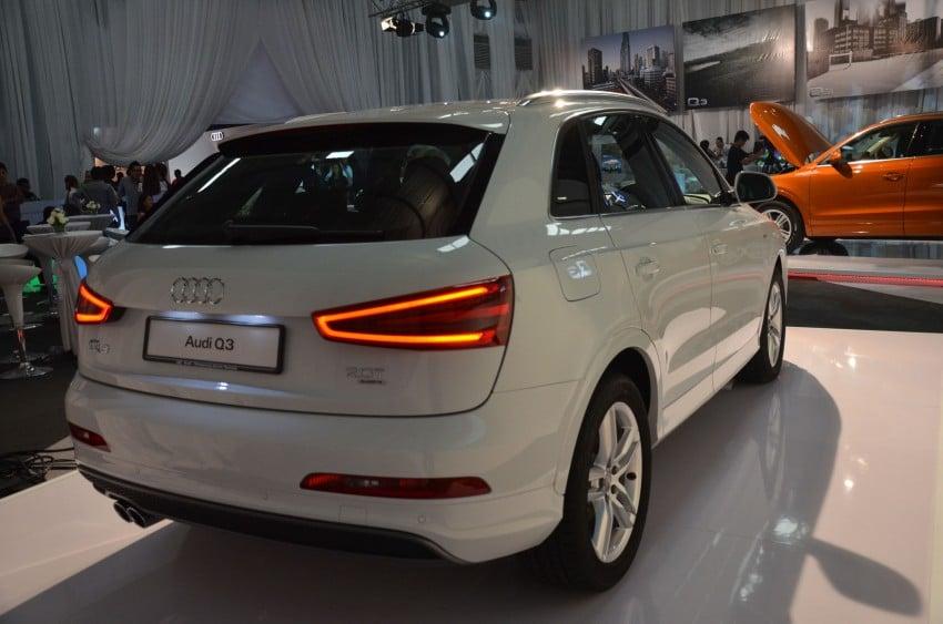 Audi Q3 launched – 2.0 TFSI, 170 hp, RM258k Image #115246