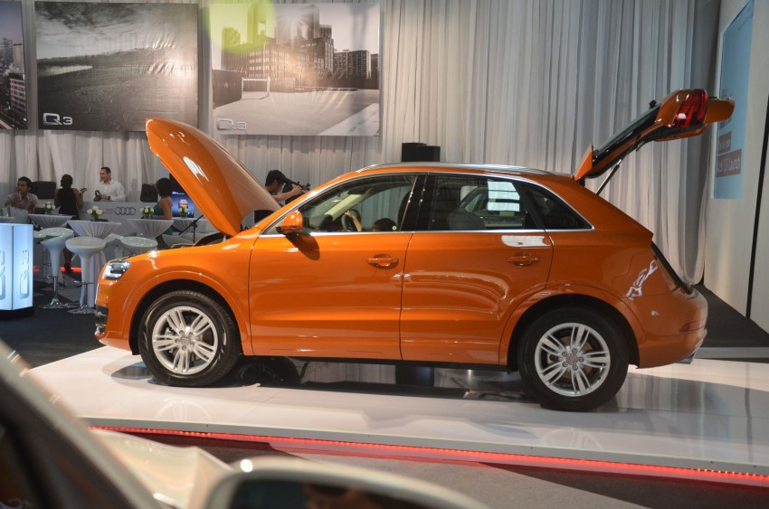 Audi Q3 launched – 2.0 TFSI, 170 hp, RM258k Image #115247