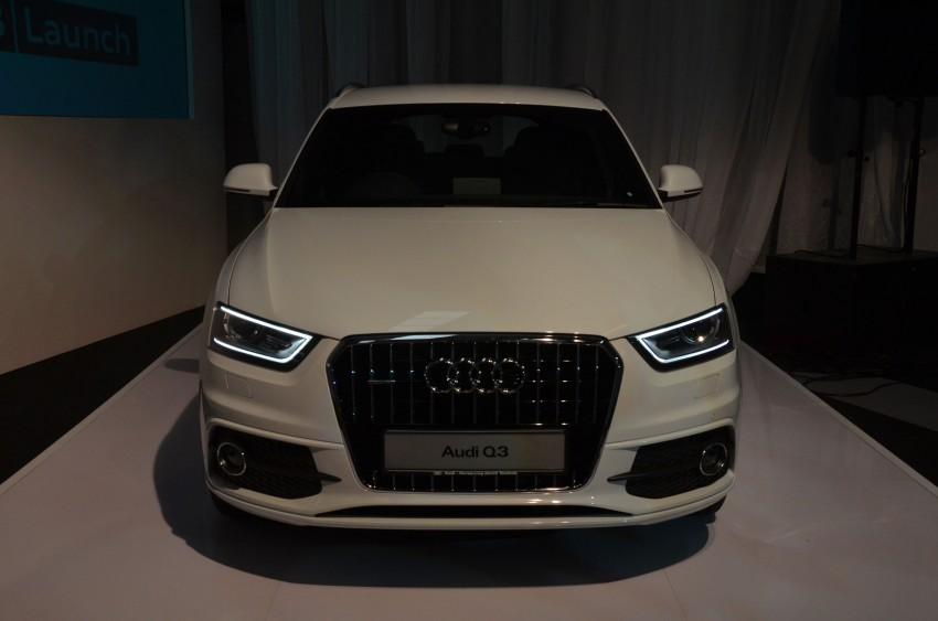 Audi Q3 launched – 2.0 TFSI, 170 hp, RM258k Image #115248