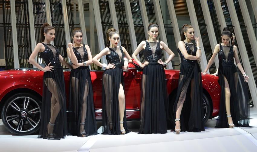 2012 Thai Motor Expo – the ladies wrap it up Image #144615