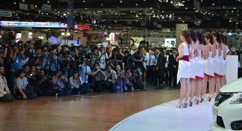 2012 Thai Motor Expo – the ladies wrap it up Image #144549