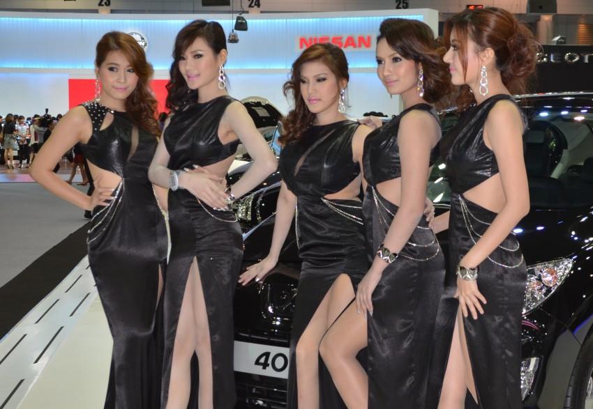 2012 Thai Motor Expo – the ladies wrap it up Image #144621