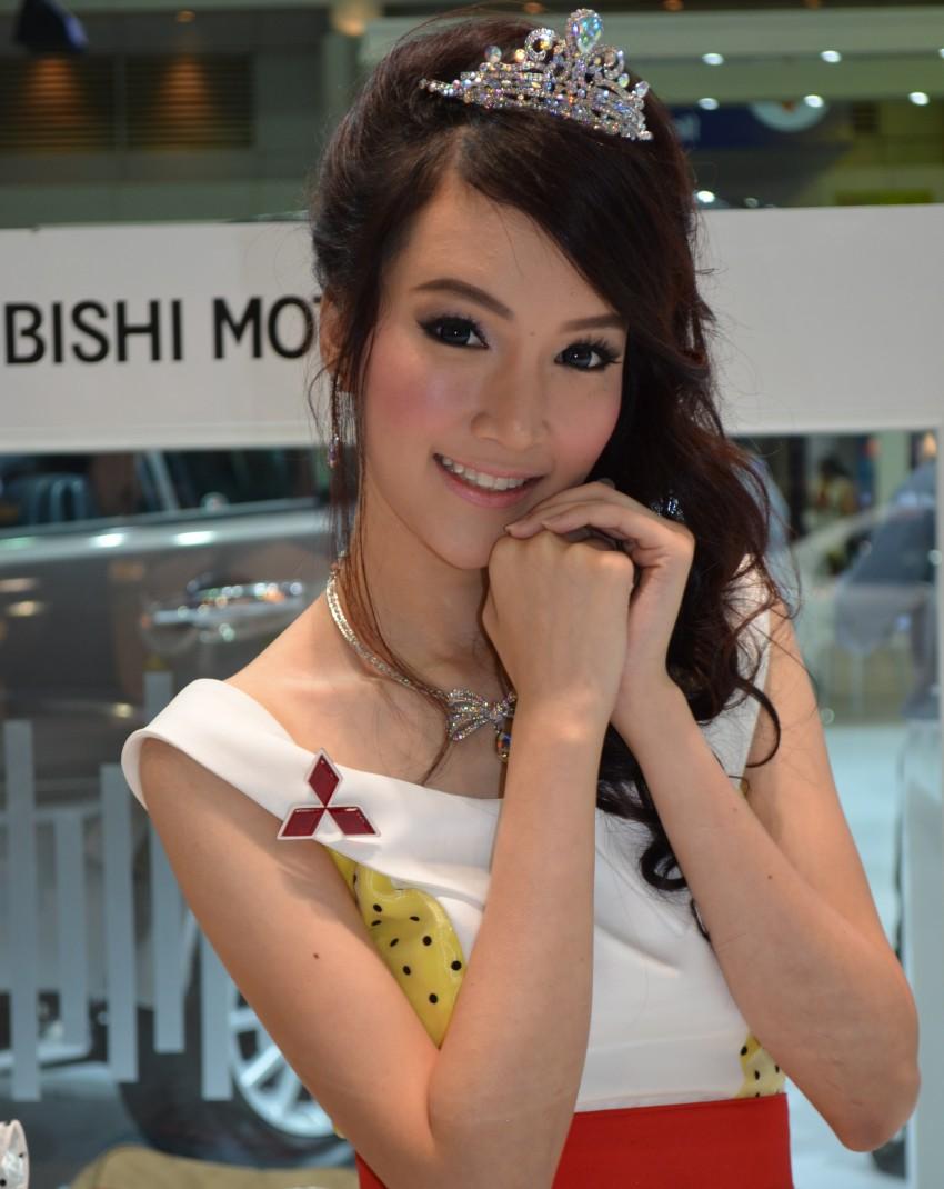 2012 Thai Motor Expo – the ladies wrap it up Image #144546