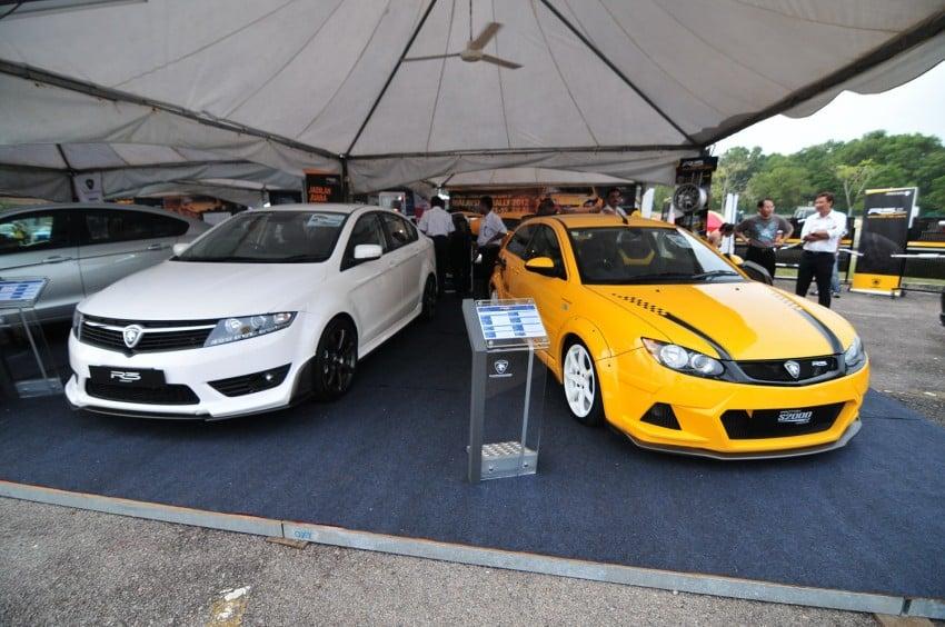 Proton Preve R3 Concept at 2012 Malaysian Rally Image #118381