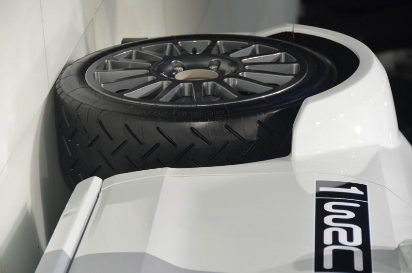 Volkswagen Polo R WRC – 300 horsepower rally car Image #69581