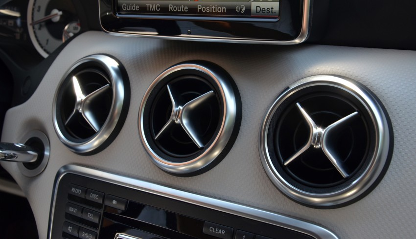 DRIVEN: W176 Mercedes-Benz A-Class – we sample the A200, A250 and A250 Sport in Slovenia Image #118496