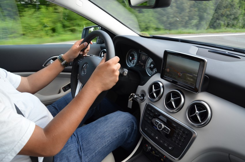 DRIVEN: W176 Mercedes-Benz A-Class – we sample the A200, A250 and A250 Sport in Slovenia Image #118497