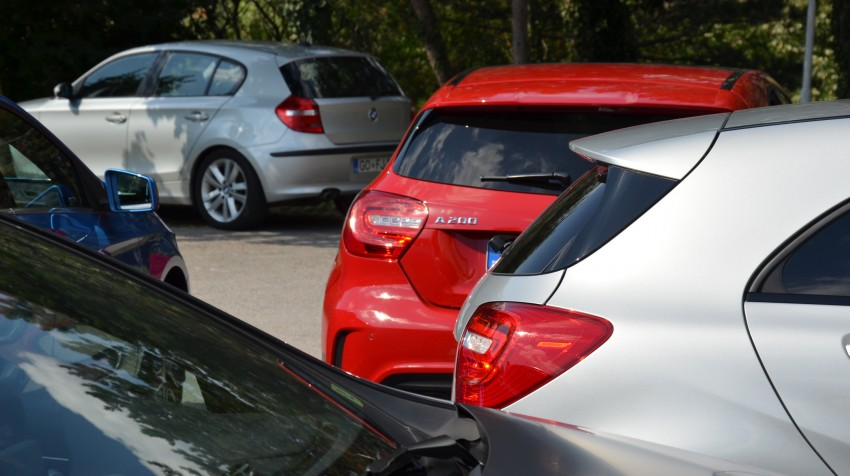 DRIVEN: W176 Mercedes-Benz A-Class – we sample the A200, A250 and A250 Sport in Slovenia Image #118521