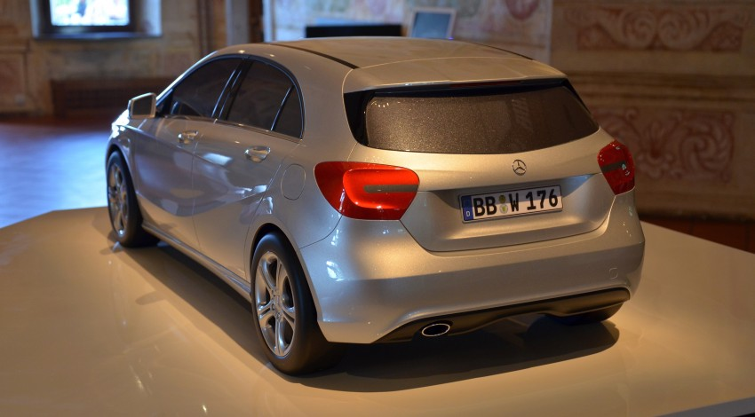DRIVEN: W176 Mercedes-Benz A-Class – we sample the A200, A250 and A250 Sport in Slovenia Image #118527