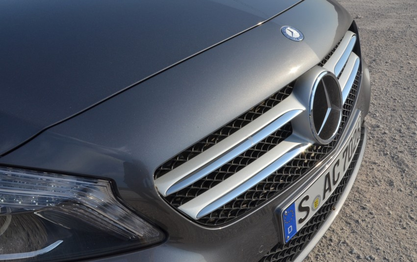 DRIVEN: W176 Mercedes-Benz A-Class – we sample the A200, A250 and A250 Sport in Slovenia Image #118579