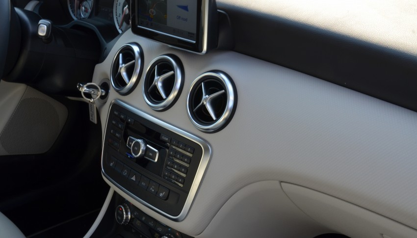 DRIVEN: W176 Mercedes-Benz A-Class – we sample the A200, A250 and A250 Sport in Slovenia Image #118580