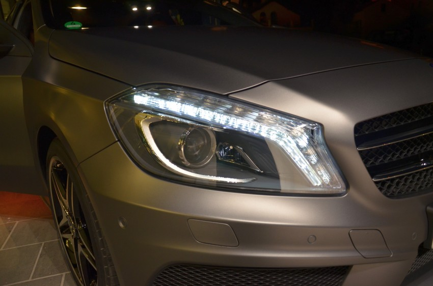 DRIVEN: W176 Mercedes-Benz A-Class – we sample the A200, A250 and A250 Sport in Slovenia Image #118602