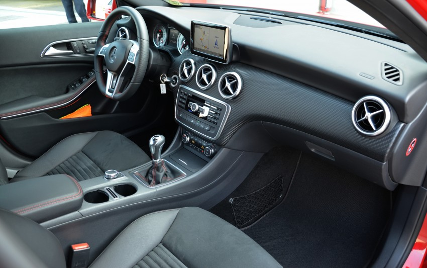 DRIVEN: W176 Mercedes-Benz A-Class – we sample the A200, A250 and A250 Sport in Slovenia Image #118606