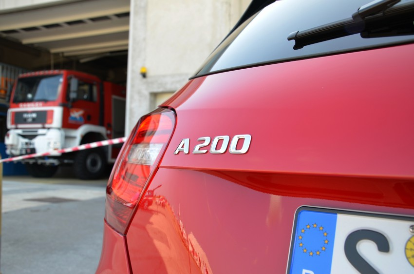 DRIVEN: W176 Mercedes-Benz A-Class – we sample the A200, A250 and A250 Sport in Slovenia Image #118612