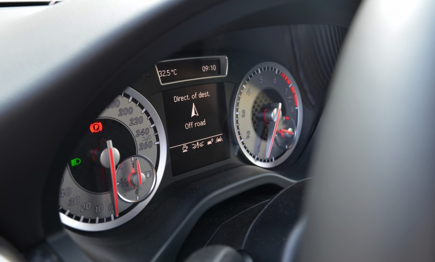 DRIVEN: W176 Mercedes-Benz A-Class – we sample the A200, A250 and A250 Sport in Slovenia Image #118616