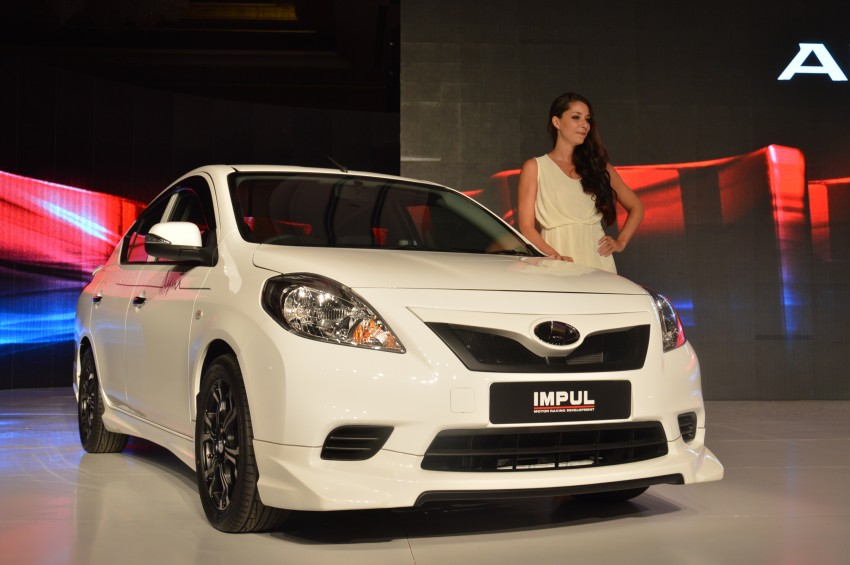 Nissan Almera officially launched: RM66.8k to 79.8k! Image #138829