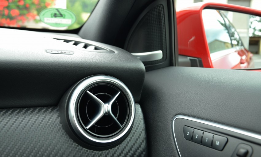 DRIVEN: W176 Mercedes-Benz A-Class – we sample the A200, A250 and A250 Sport in Slovenia Image #118648