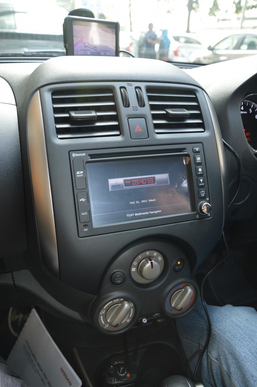 DRIVEN: Nissan Almera 1.5 CVTC, to Melaka and back Image #139840