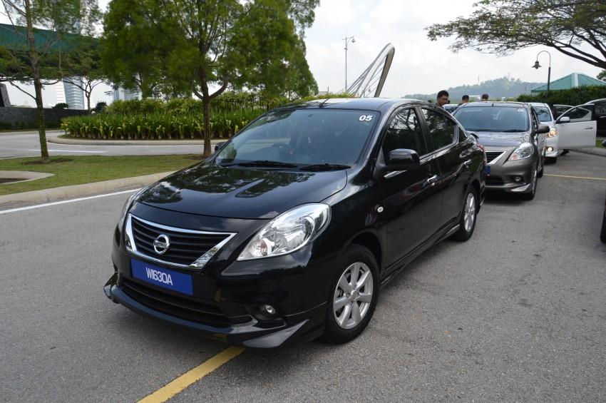 DRIVEN: Nissan Almera 1.5 CVTC, to Melaka and back Image #139846