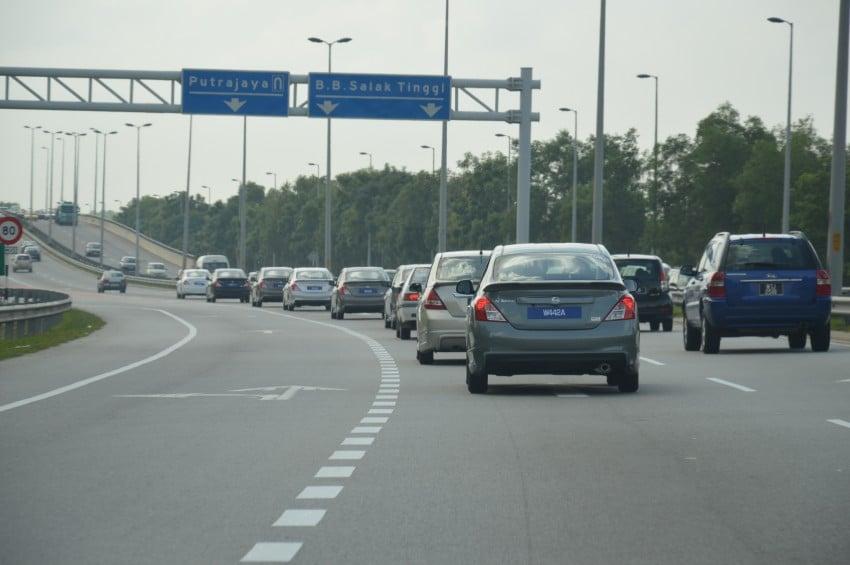 DRIVEN: Nissan Almera 1.5 CVTC, to Melaka and back Image #139847