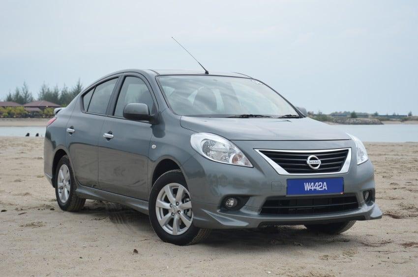 DRIVEN: Nissan Almera 1.5 CVTC, to Melaka and back Image #139854
