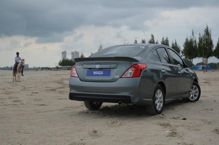 DRIVEN: Nissan Almera 1.5 CVTC, to Melaka and back Image #139858