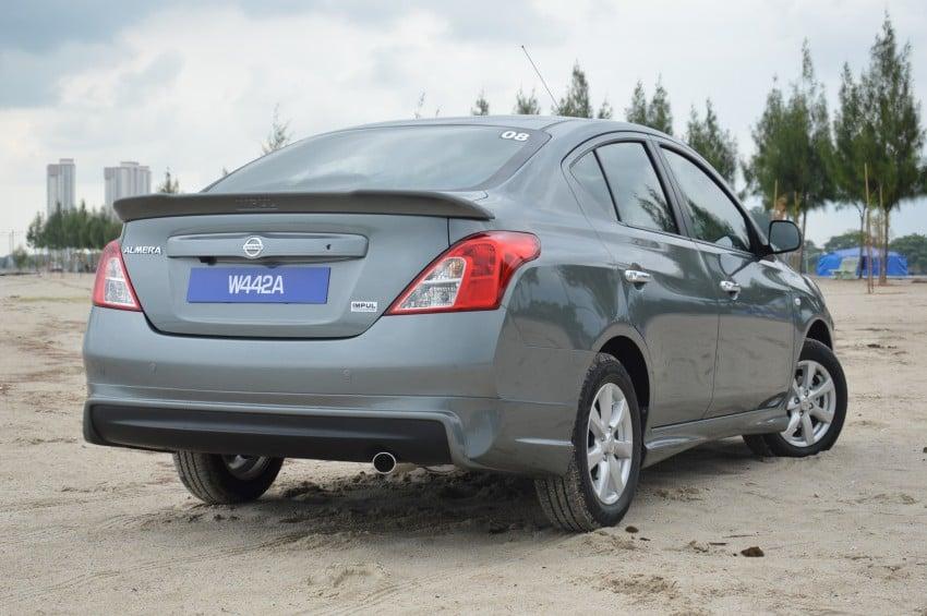 DRIVEN: Nissan Almera 1.5 CVTC, to Melaka and back Image #139859