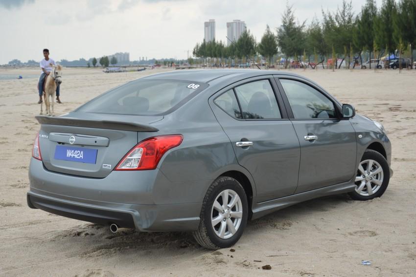 DRIVEN: Nissan Almera 1.5 CVTC, to Melaka and back Image #139860