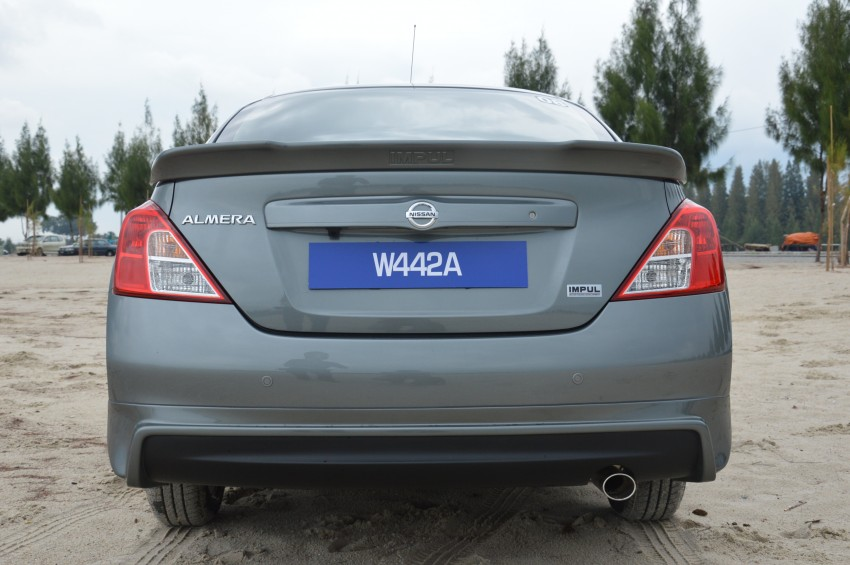 DRIVEN: Nissan Almera 1.5 CVTC, to Melaka and back Image #139863