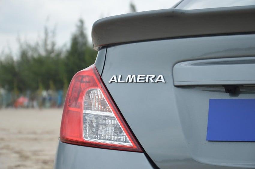DRIVEN: Nissan Almera 1.5 CVTC, to Melaka and back Image #139864