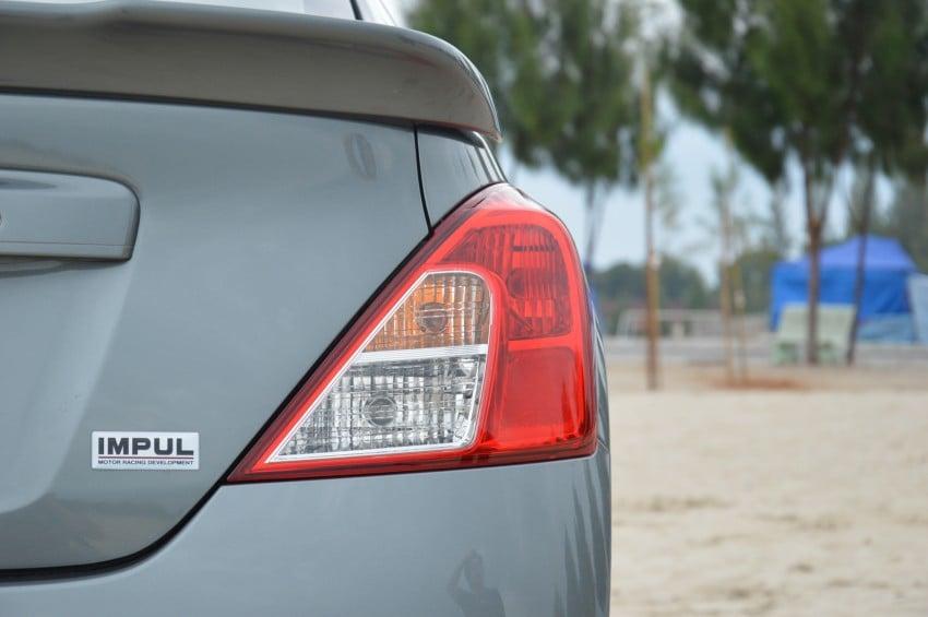 DRIVEN: Nissan Almera 1.5 CVTC, to Melaka and back Image #139865
