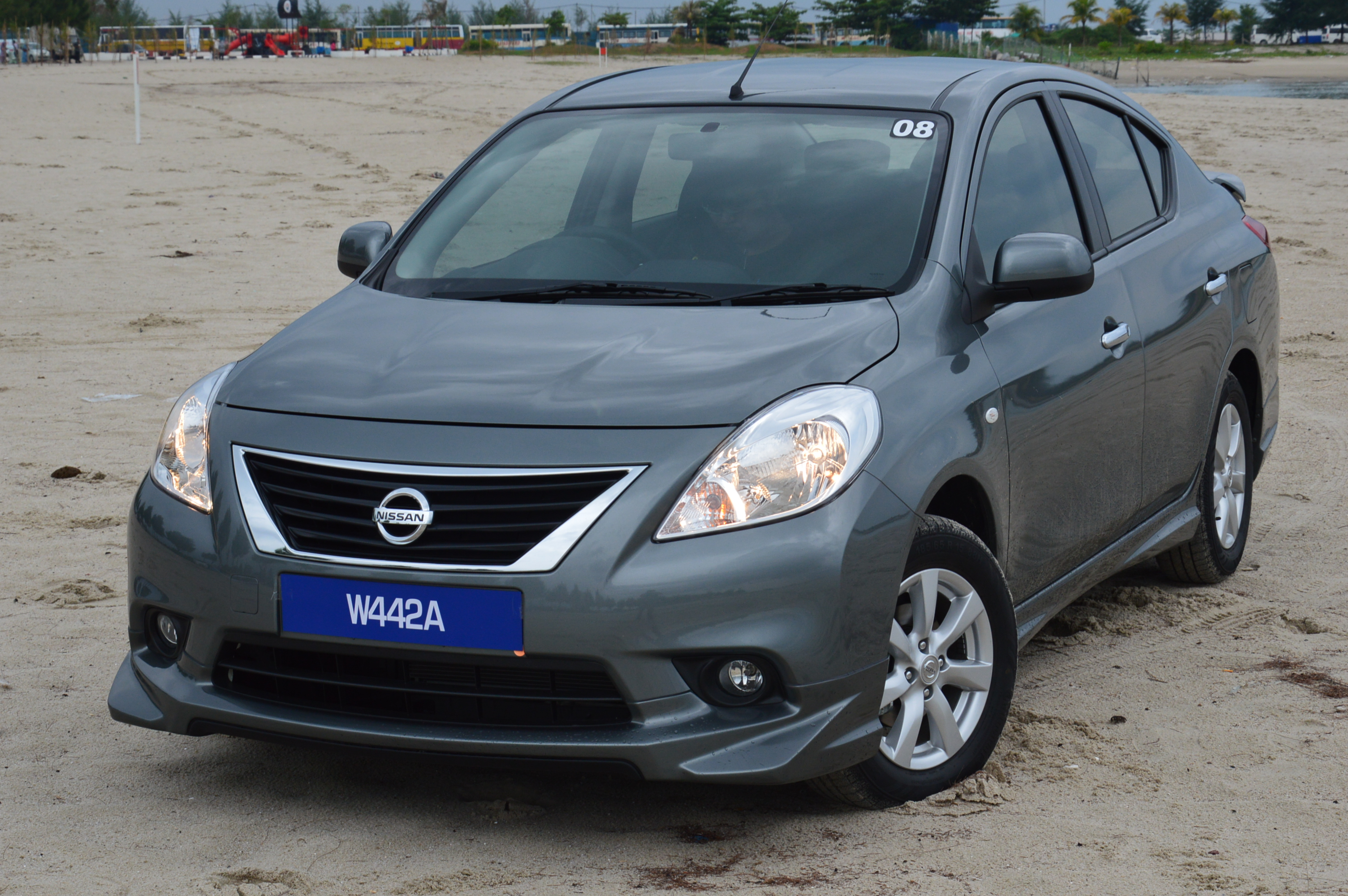 Nissan Almera 1 5 CVTC Malaysian Car Review