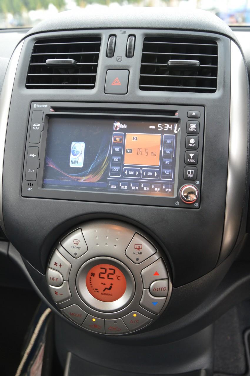 DRIVEN: Nissan Almera 1.5 CVTC, to Melaka and back Image #139870