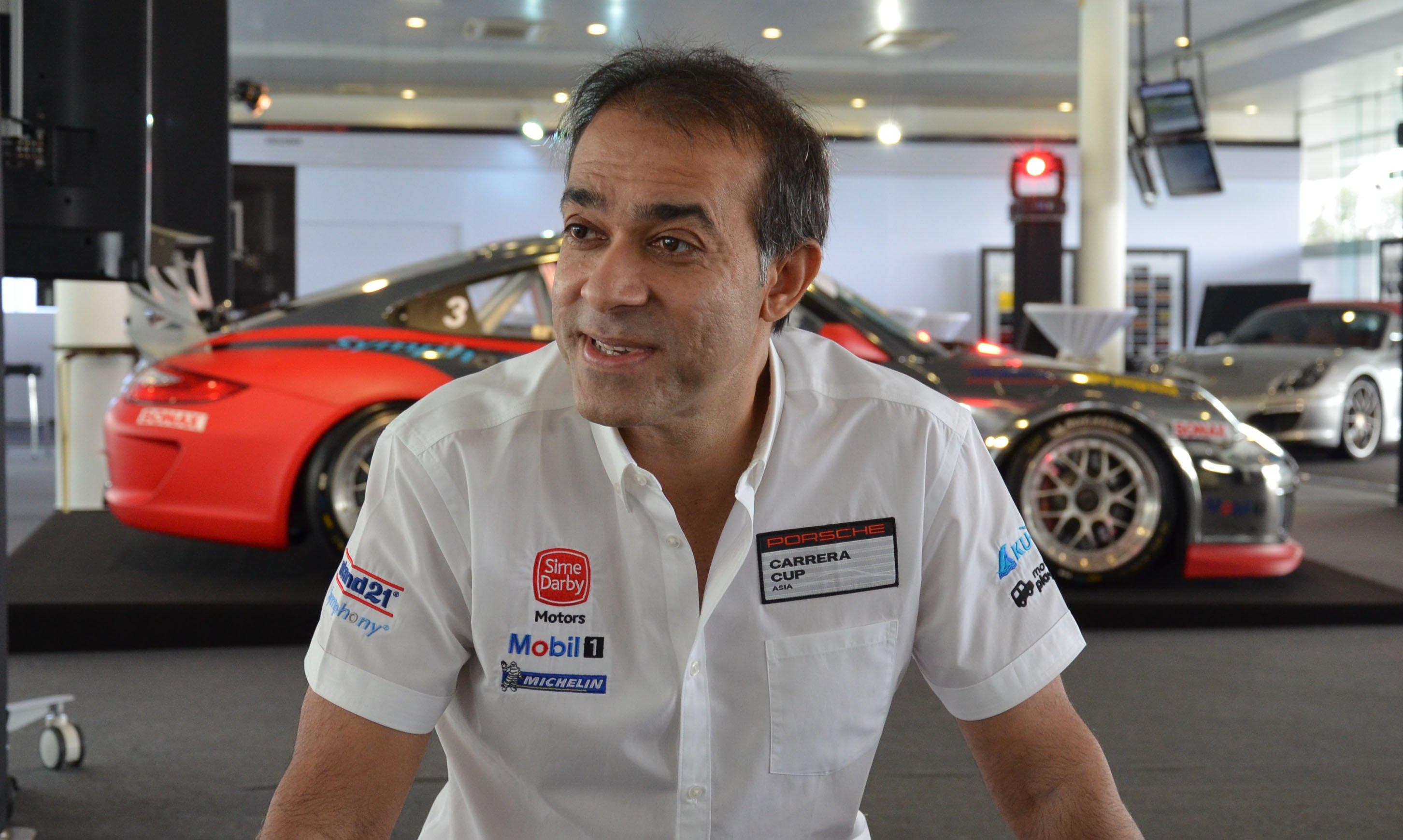 Tan Sri Azman Yahya: we interview Team Sime Darby Auto ...