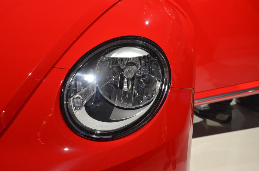 Volkswagen Beetle officially launched at Das Auto Show 2012 – 1.2 TSI with DSG, RM139,888 Image #129813