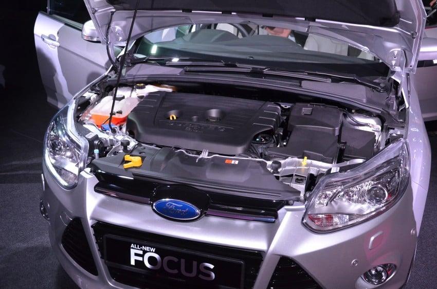 Ford Focus – 3rd-gen C346 debuts, RM116k-RM129k Image #131209