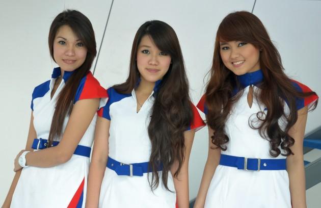 Jakarta ladies
