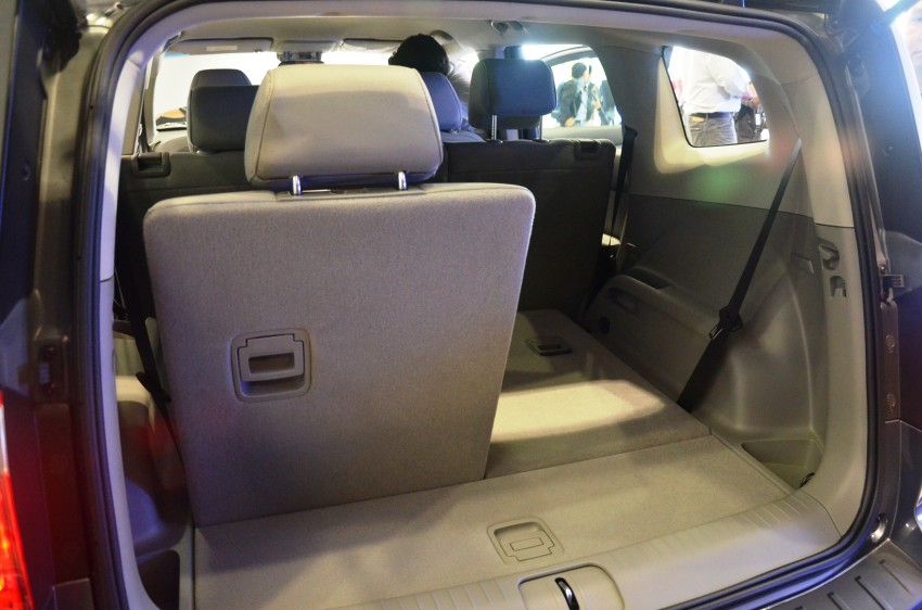 Chevrolet Orlando officially launched – RM118,888 Image #145794