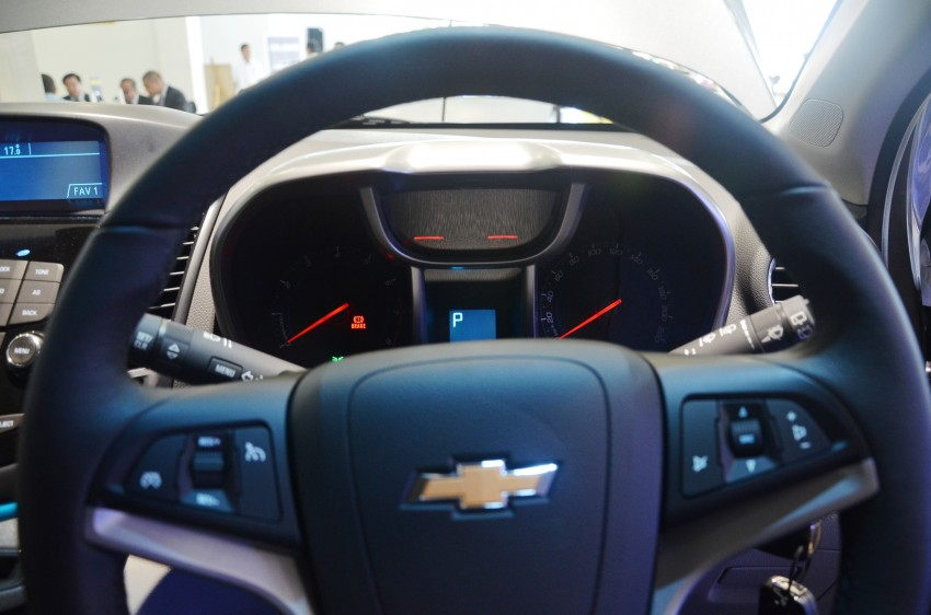 Chevrolet Orlando officially launched – RM118,888 Image #145806