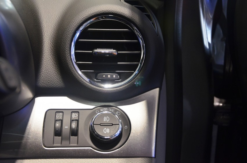 Chevrolet Orlando officially launched – RM118,888 Image #145808